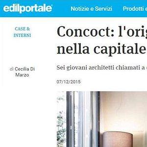 concoct @edilportale