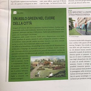 ASILO NIDO BABYLIFE @GREEN BUILDING MAGAZINE
