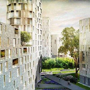 Housing Cascina Merlata