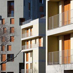 social housing civitavecchia