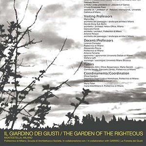 il giardino dei giusti